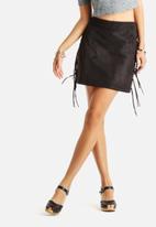 Glamorous - Fringed Skirt