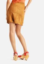 Glamorous - Button Front Skirt