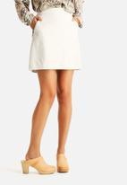 Glamorous - A Line Zip Skirt