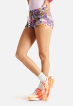 Hype - Violet Floral Shorts