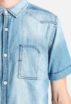 Soul Star - Pine Shirt