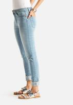 Noisy May - Lucy Super Slim Kneecut Jeans
