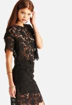 Glamorous - Lace Crop