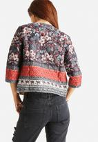 Glamorous - Border Print Jacket