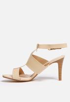 Gino Paoli - Two Band Classic Heel Sandal