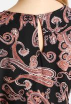 Vero Moda - Lu Paisley Short Dress