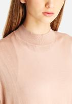 Vero Moda - Sunset Funnelneck Knit