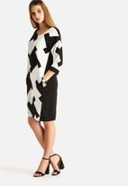 Vero Moda - Hounds 3/4 Dress