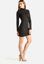 Vero Moda - Grace Collar Short Dress