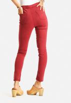 Glamorous - High-Waisted Skinny Jeans