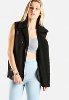 Vero Moda - Runa Faux Fur Waistcoat
