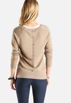 Vero Moda - Forever O-Neck Knit