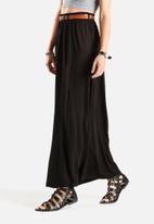 Vero Moda - Linn Belt Ankle Skirt