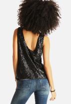 Vero Moda - Silje Sequins Top