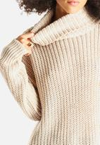Noisy May - Favourite Long Roll Neck Sweater