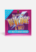Lagoon Books - 365 Ways to Get Revenge
