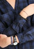 Jacqueline de Yong - Brook Check Shirt