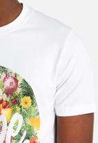 Hype - Masiive Floral Tee