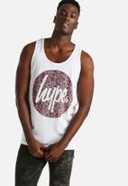 Hype - Ditsy Floral Circle Vest