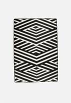 Superbalist Rugs - Mono Vortex Printed Rug