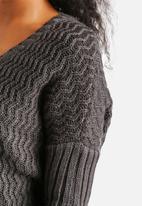 Noisy May - Mette V-Neck Sweater