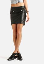 ONLY - National PU Skirt