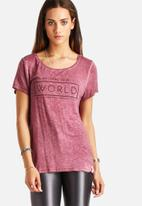 ONLY - Viggo Washed Tee
