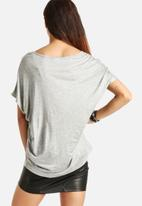 ONLY - Roux V-Neck Tee