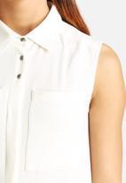 ONLY - Etla Long Shirt Dress