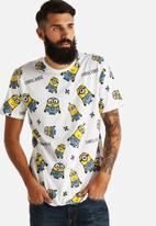 Criminal Damage - Takeover T-Shirt