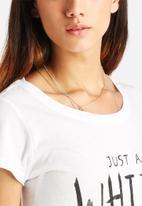 ONLY - Julia Rock Tee