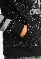 Criminal Damage - Splatter Reflective Hoodie
