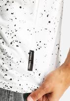 Criminal Damage - Splatter Fleur Vest
