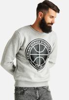 Criminal Damage - Court Sweater
