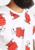 Criminal Damage - Snoopy Tee