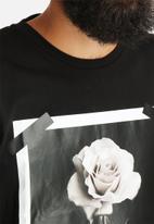Criminal Damage - Alpha Rose Tee