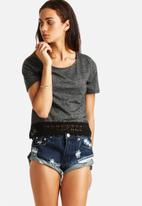 ONLY - Rikke Cropped Top