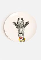 Mustard  - Wild Dining Ceramic Plate