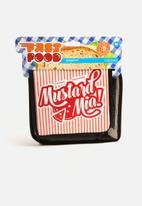 Mustard  - Fast Food - Pizza Box