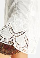 Glamorous - Long Lace Shirt