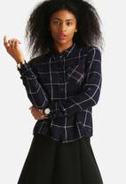Vero Moda - Jannet Check Shirt