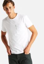 Ben Sherman - Circular Geo pocket T-shirt