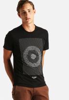 Ben Sherman - Abstract Target T-shirt