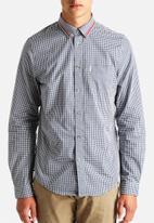 Ben Sherman - Tipped Collar Gingham Shirt