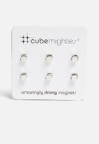 Three by Three - Cube Mighties Magnets