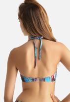 Jaded London - Feather Bandeau Bikini Top