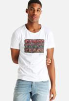 Selected Homme - Back to the Future Tee
