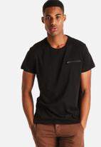 Jack & Jones - Zipper Tee