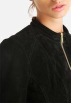 Vero Moda - Sharon Short Suede Jacket