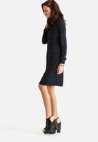 Vero Moda - Reva Cowlneck Dress